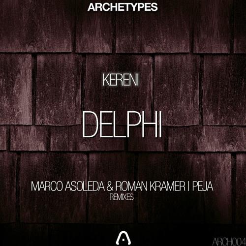 Delphi (Original Mix) ARCH004