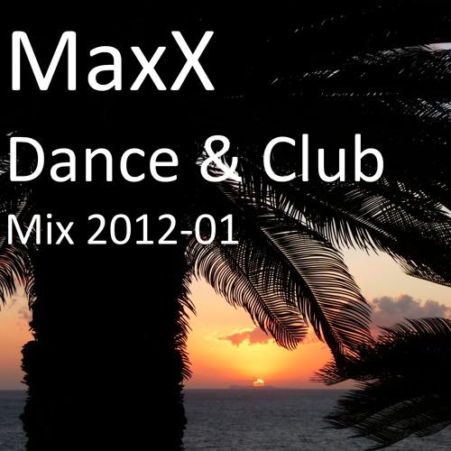 Dance & Club Mix 2012.01 by MaxX