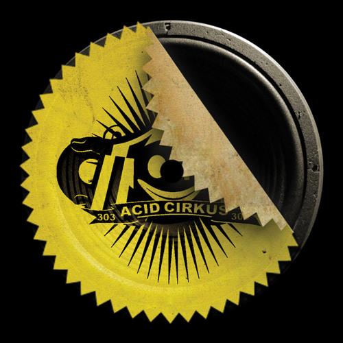 AcidCirkus 008 - Bomb Black Acid ep (preview)
