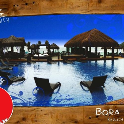 Gee Moore live from Bora Bora 7 Jan 2012