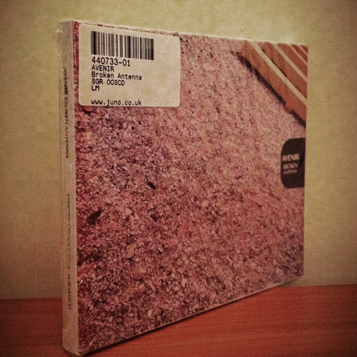 Avenir - Broken Antenna (Album-Teaser) SGR-003CD [cd-format] 24/12/11