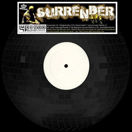 [TEASER] SKingz - I Surrender (Moonchild's 'Just One Kiss' Remix)