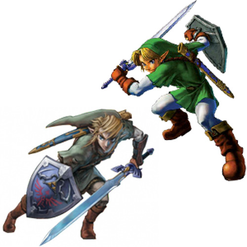 The Legend of Zelda: Requiem of Spirit