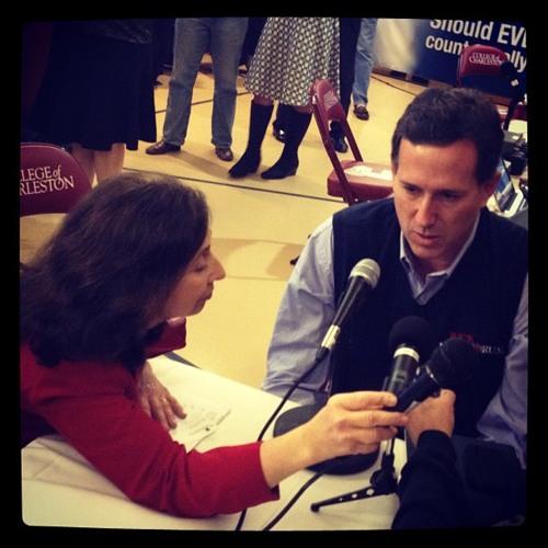 Santorum Defends Medicare Part D Vote