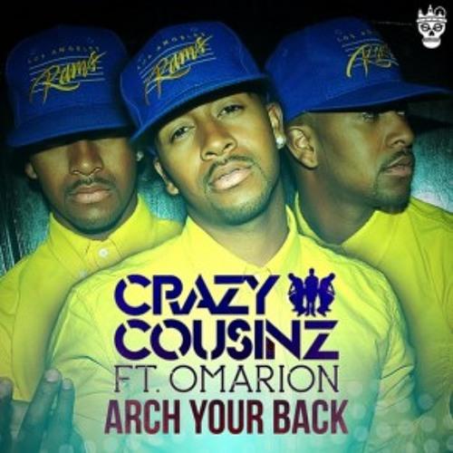 Crazy Cousinz - Arch Your Back feat Omarion (Shag Productionz Ukg Remix) sample