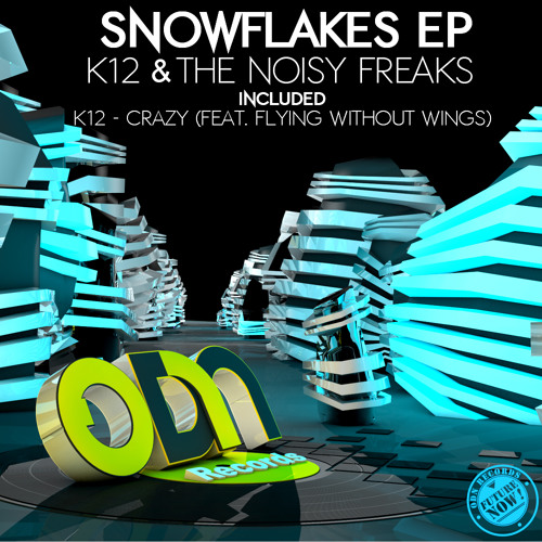 K12 & The Noisy Freaks - SnowFlake (Original Mix) *** OUT NOW ***