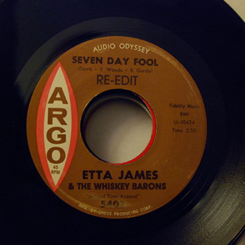Etta James - 7 day fool (whiskey barons edit)