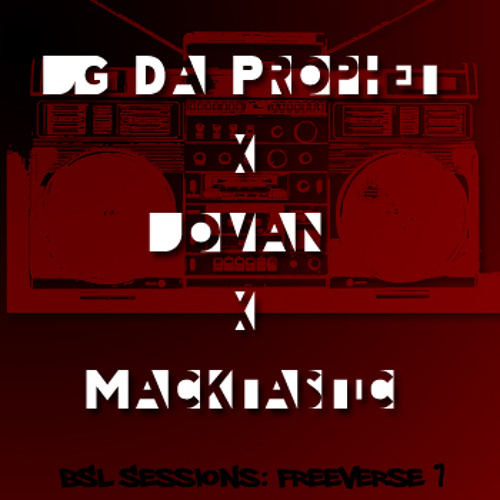 BSL Freeverse Sessions w/ JG Swayze(Prod By Macktastic)