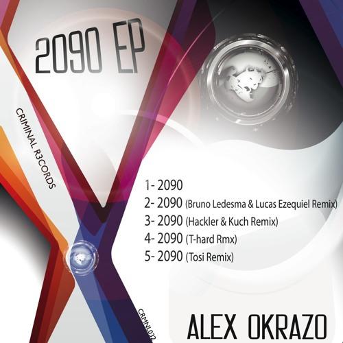 Alex Okrazo - 2090 (Original Mix) (CRMNL032)