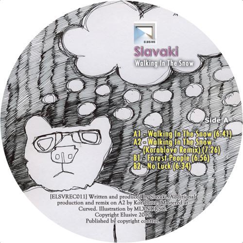 [ELSVREC011] EP preview - Slavaki - Walking In The Snow (incl. Korablove remix) - Feb.2012