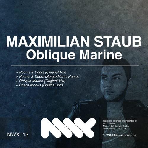 Maximilian Staub - Oblique Marine (Original Mix)