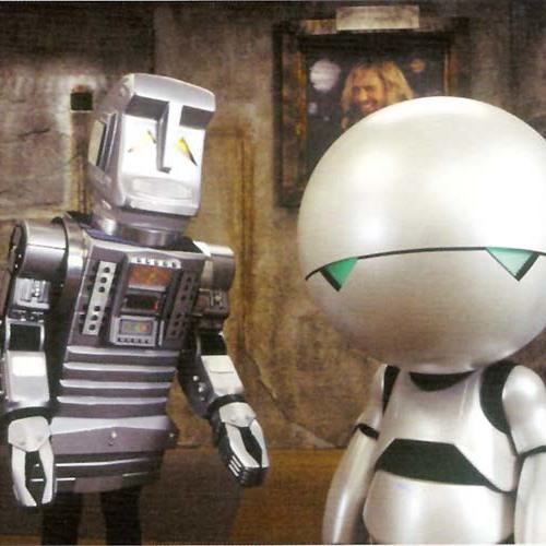 B00Mer - Guns 'N Robots (DnB Mix)