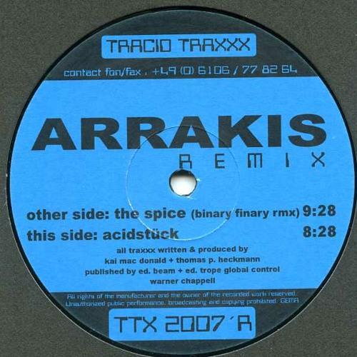 Arrakis - The Spice (Binary Finary Remix)