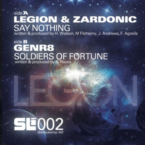 GENR8 - SOLDIERS OF FORTUNE