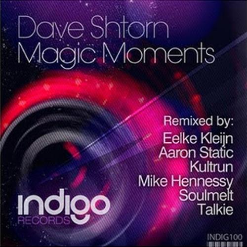 Dave Shtorn MAGIC MOMENT_Talkie remix_Progressive house