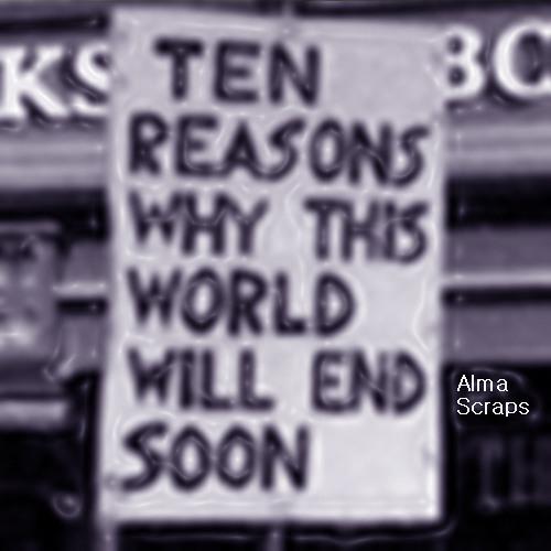 Alma - Scraps