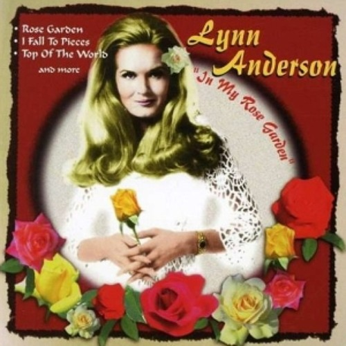 """(I Never Promised You A) Rose Garden."" - Lynn Anderson (8-track tape)"