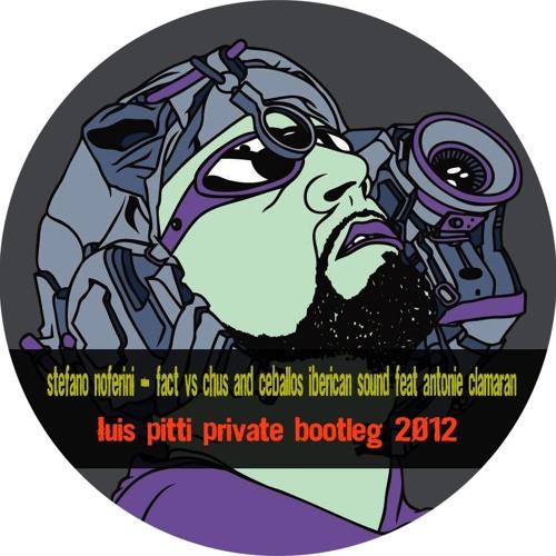Stefano Noferini-Fact vs Chus and Ceballos i.s(Luis Pitti Private Bootleg 2012)FREE DOWNLOAD !!