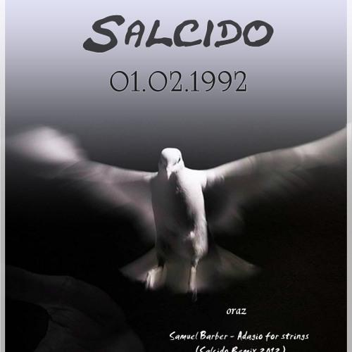Samuel Barber - Adagio for strings (Salcido Remix 2012)