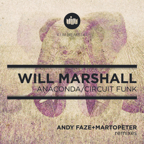 Will Marshall - Anaconda (Andy Faze Remix) [VIM Breaks] OUT NOW!