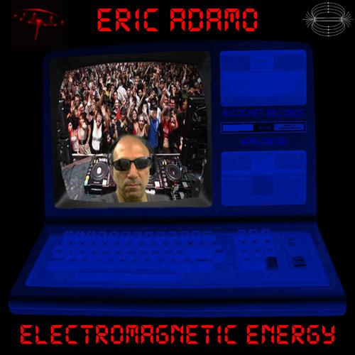 Eric Adamo - Cosmic Alien Voyager