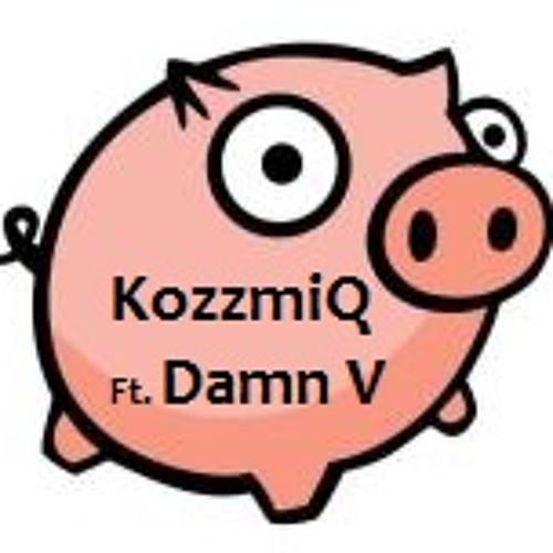 KozzmiQ ft. Damn V  30min mix BGF 2012