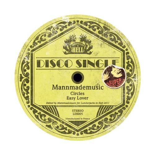 """Mannmademusic -  Easy lover (lumberjacks in hell 12"""")"""