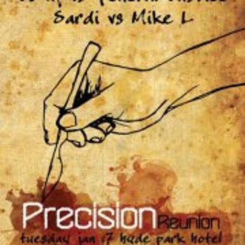 Muller vs El Hornet - Precision Reunion 17-1-2012