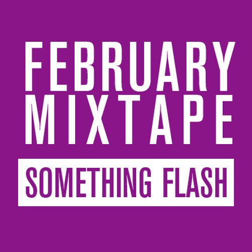 Fat Gold presents - Something Flash February Mix 2012