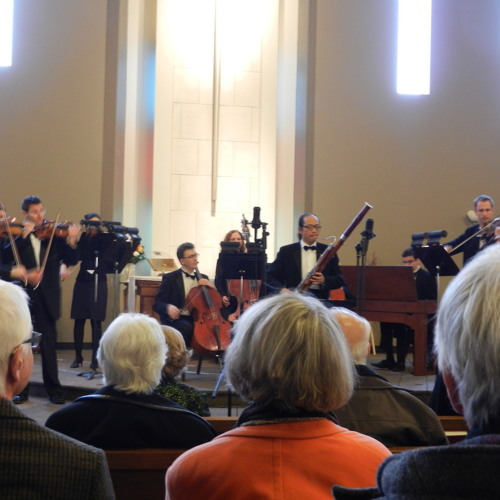 Romp and Repose, for bassoon and string orchestra