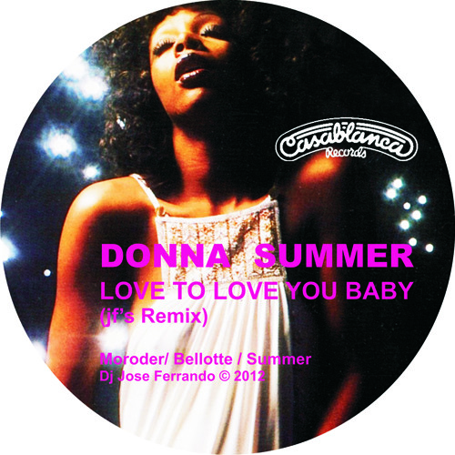 Donna Summer - Love to love you baby (jf's Remix)