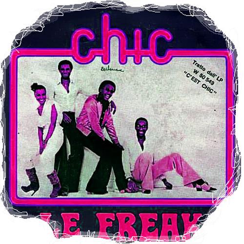 CHIC - Le Freak (Da Lupune REMIX)