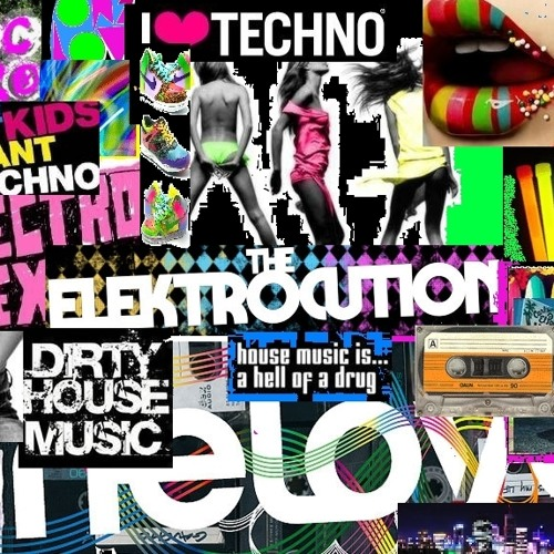 DJ Riza - Techno Street Remix