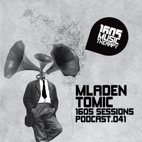 Mladen Tomic - 1605 Podcast 041 Mix - January 2012