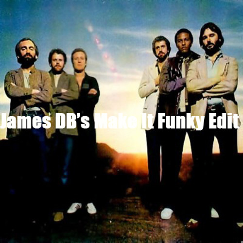 Average White Band - Work To Do (James DBs Make It Funky Edit)
