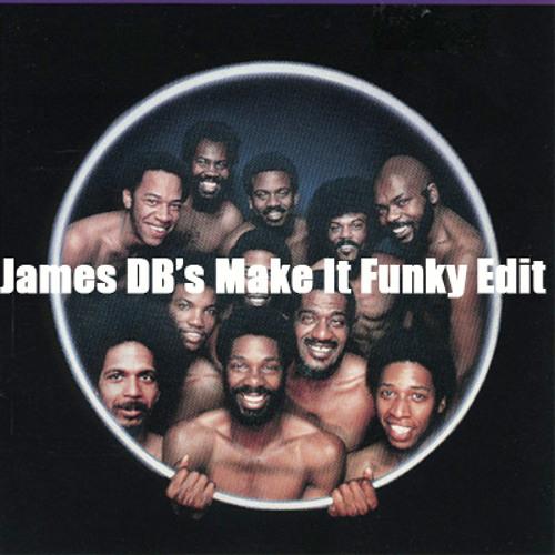 L.T.D. - Back in love again (James DB's Make It Funky Edit)