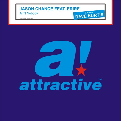 Jason Chance ft. Erire - Ain't Nobody (Vocal Mix) (128k snippet)