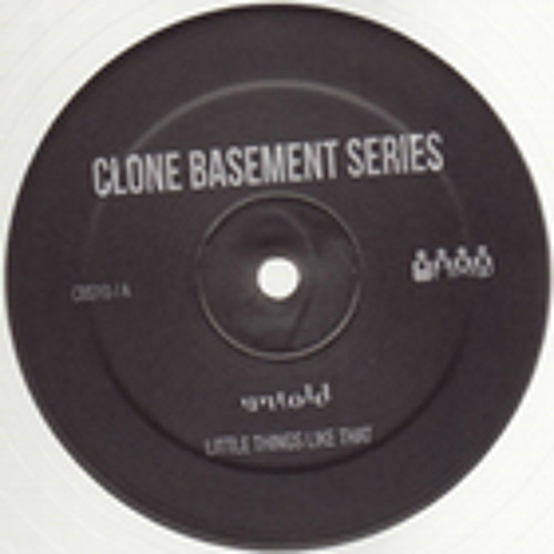 Clone Basement Series 010 Untold - Little Things Like That / Bachelor's Delight