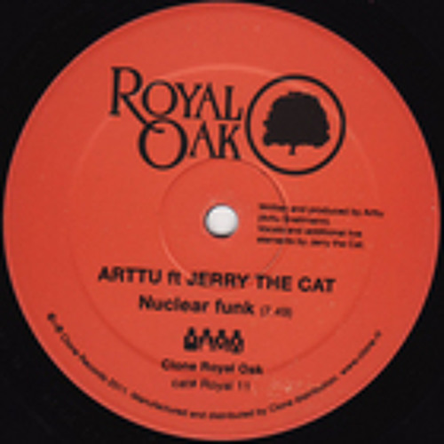 Clone Royal Oak 011 Arttu ft. Jerry the Cat