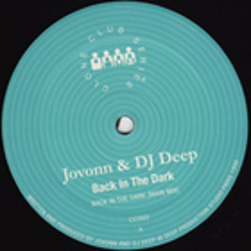 CCS03 Dj Deep and Jovonn - Back In The Dark