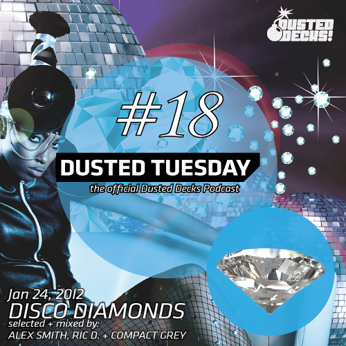 Dusted Tuesday #18 - Disco Diamonds (Jan 24, 2012)