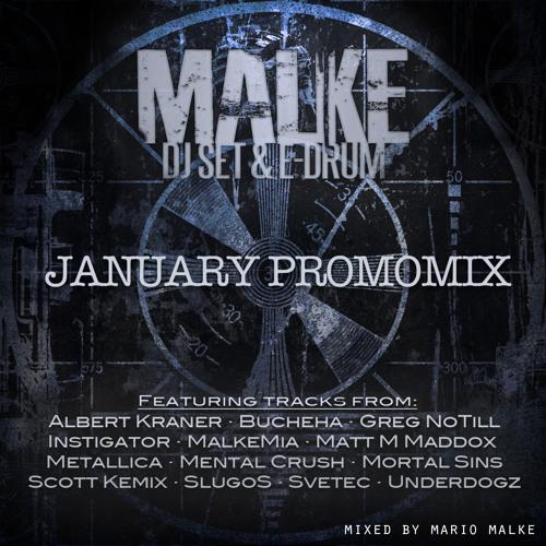 Malke + E-Drum Live at Code Extrem - Fabrik @ Madrid - Spain