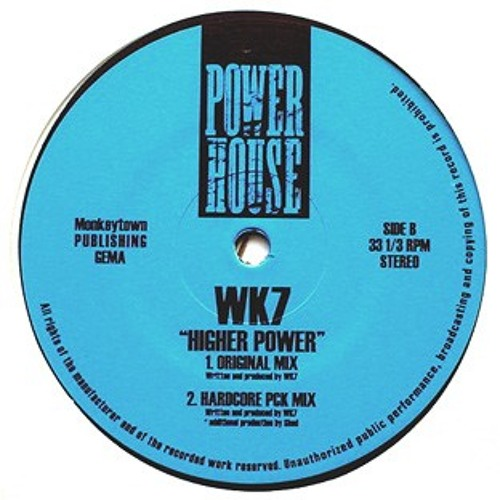A1 - The Avalanche (Original Mix) -  WK7