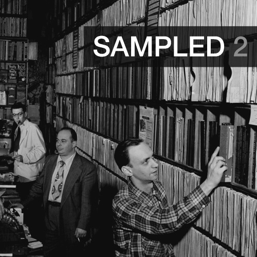JU037 : Various Artists - Sampled 2 (Preview Mix)