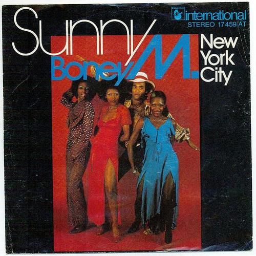 Boney M - Sunny [1977] (spiral tribe extended)