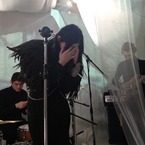 Chelsea Wolfe at Room 205