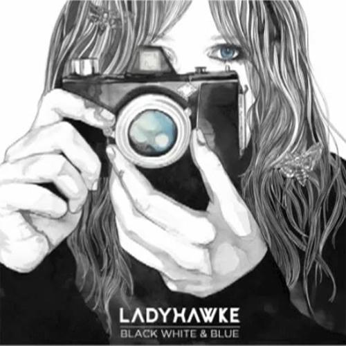 Ladyhawke - Black, White & Blue