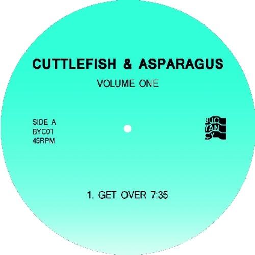 B1 cuttlefish & asparagus - get down