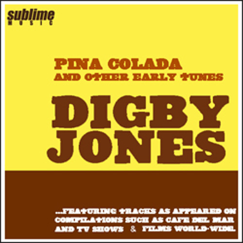 Digby Jones - Pina Colada [edit]