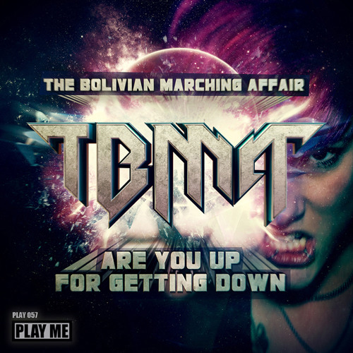 Are You Up For Getting Down by TBMA feat. Jillian Curran